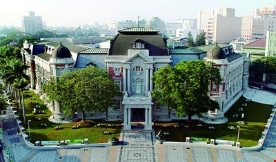 The National Museum of  Taiwan Literature: A Glorious Century