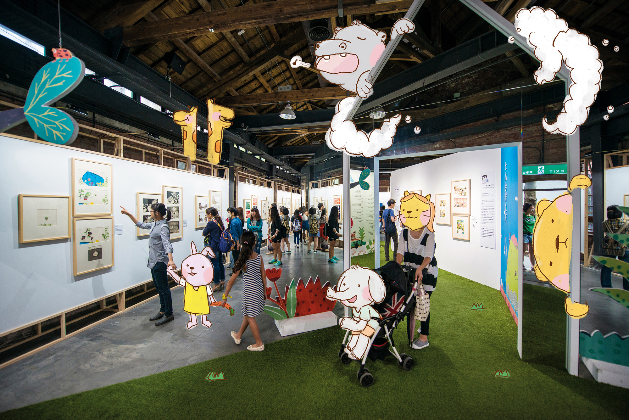 The Bologna Children's Book Fair: Drawing the Best Out of Taiwan's Illustrators