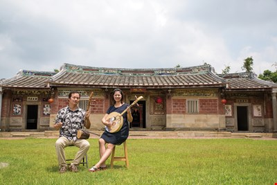 "Taiwan Smile Folksong Group Keeps ""Taiwanese Jazz"" Alive"