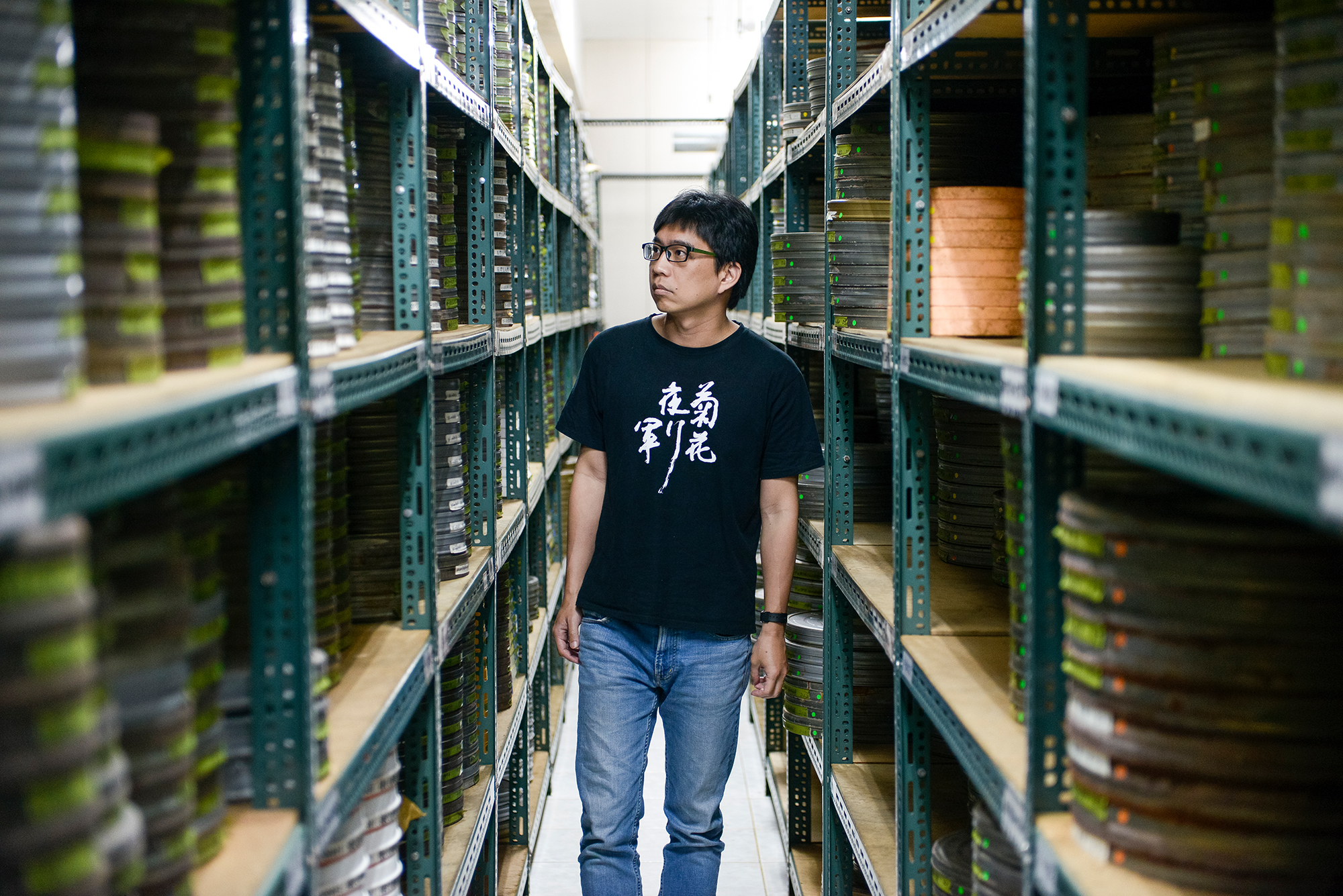 """For Wood Lin, program director of the Taiwan International Documentary Festival, """"reality"""" can have many faces, and documentary filmmakers each approach those realities from their own perspective."""