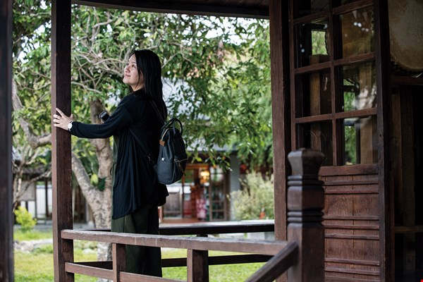 The environment of the Qingxiu Yuan temple is serene and secluded. It provides local residents with a place to calm their hearts and minds.
