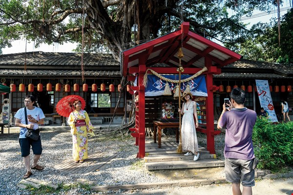 "The Minsheng Community Development Association in Hualien carefully maintains the ""General's House,"" and can provide yukata (light kimonos) for tourists to get a hands-on personal experience."