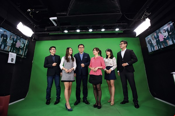 Peng Chi-ming and his professional team have earned the love of the public for their approach to broadcasting.