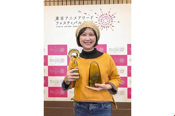 Sung Hsin-ying's On Happiness Road won the Grand Prize at the 2018 Tokyo Anime Awards. (courtesy of On Happiness Road Productions)