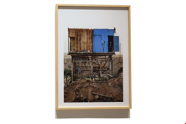 National Road Number 5 (2015) documents the effects of Cambodian freeway construction on nearby homes. To Nguyen Thi Thanh Ha, the work says even more.