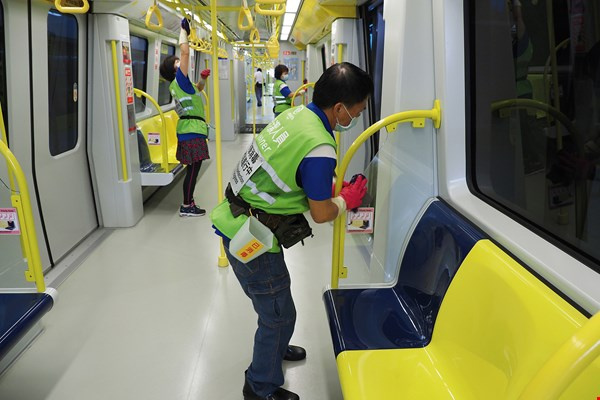 Taiwan's mobilization of the general public has made us a global model for epidemic prevention.