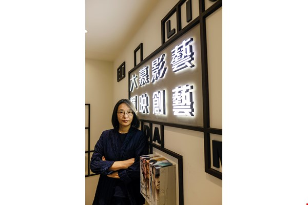 DaMou Entertainment CEO Jayde Lin led her production team in introducing Taiwan's construction-site culture to the world.